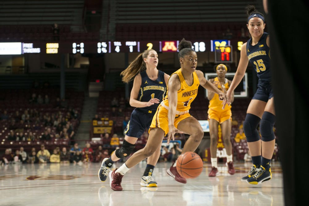 Cold shooting stifles Minnesota against Michigan State