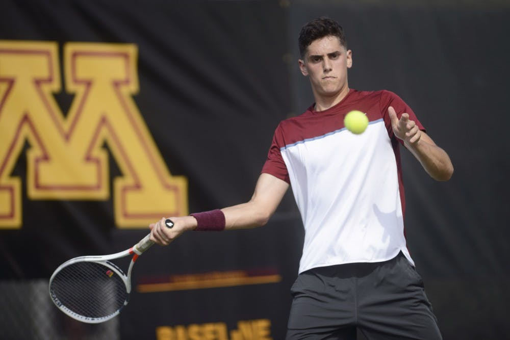 Gophers learning from tough nonconference schedule