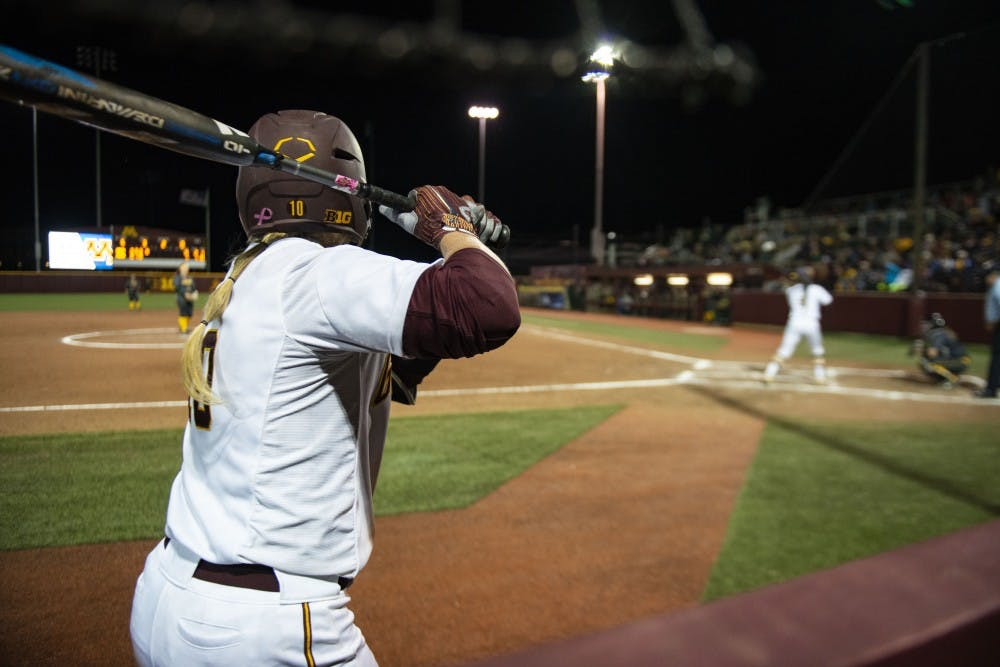 Ritter in for the long haul as Gopher softball coach