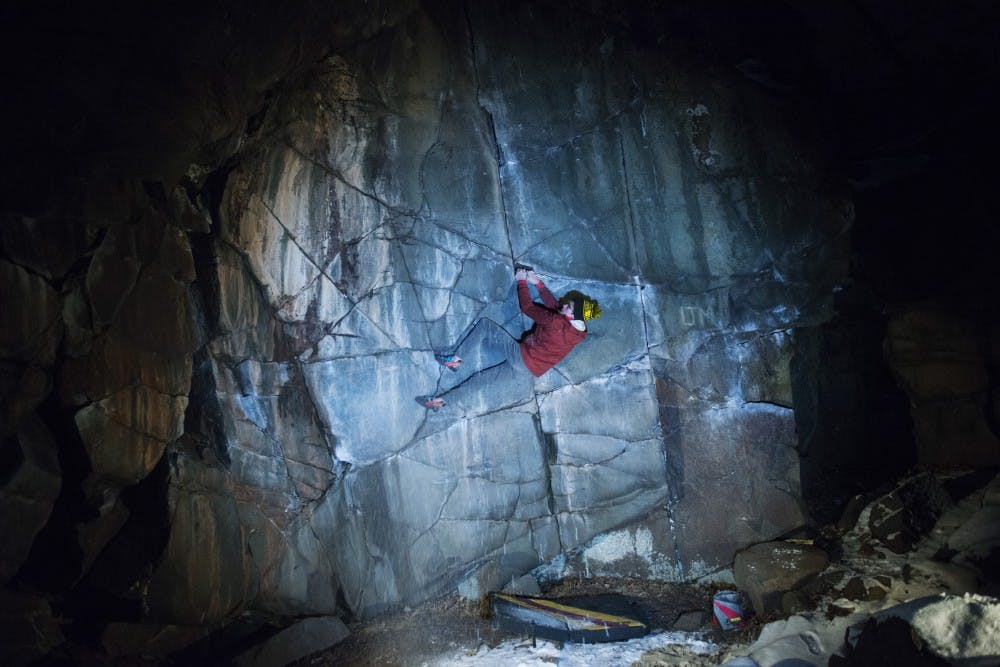 'Scending 'Sota: rock climbing's rise in the land of 10,000 lakes