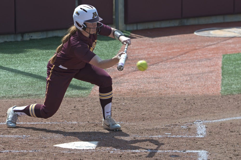 Dani Wagner's long journey with the Gophers coming to an end
