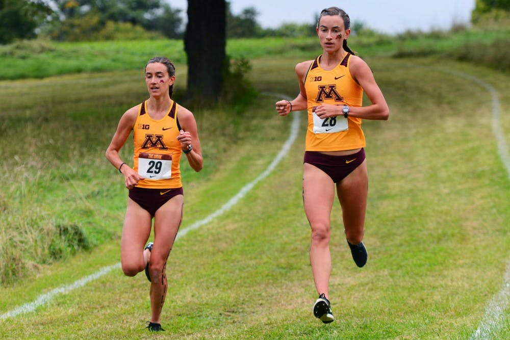 Anticipation building for Gophers heading into Griak Invitational