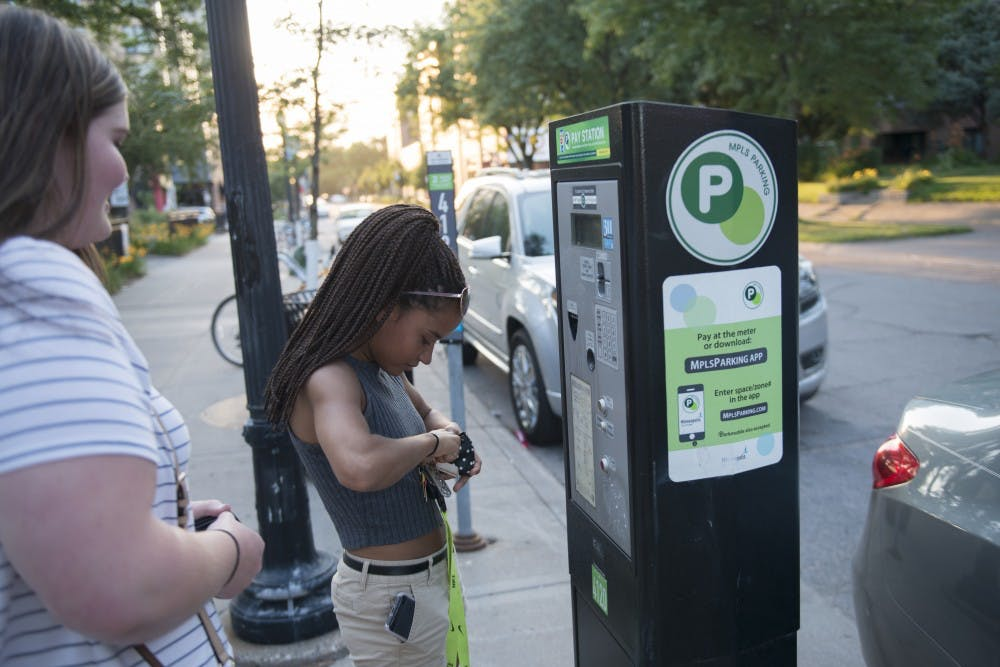 Parking meter cost increases for Dinkytown, Stadium Village