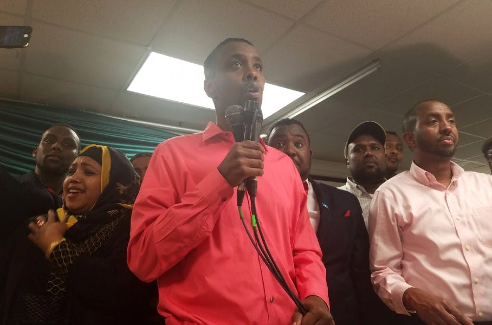 Warsame remains winner in Ward 6 race after recount
