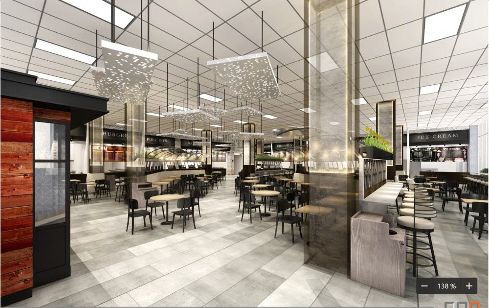 Food court-style dining coming to Dinkytown