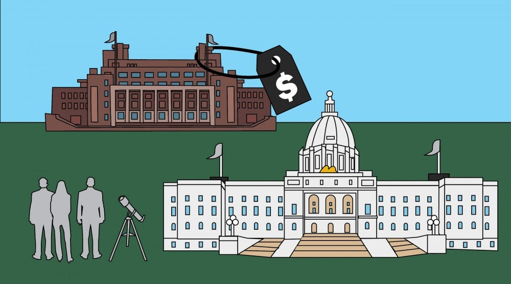 Amid state funding decrease, lawmakers ask UMN for transparency, accountability