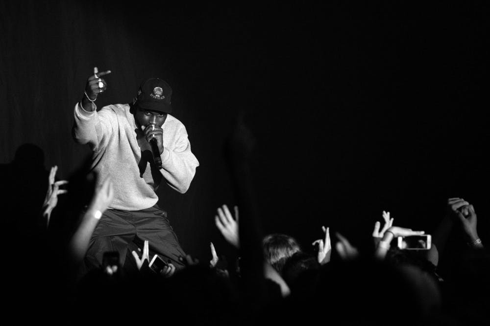 Gallery: ASAP Mob preforms to a sold-out crowd at Skyway Theatre