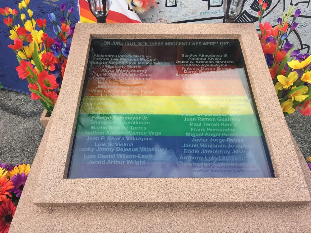 The Pulse shooting memorial was beautiful, sobering, but unexpected