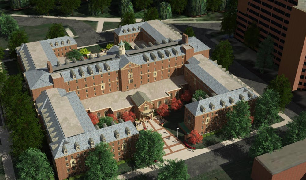 Housing continues to be a concern for University