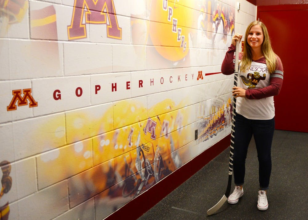 Schammel transfers in-state to Gophers