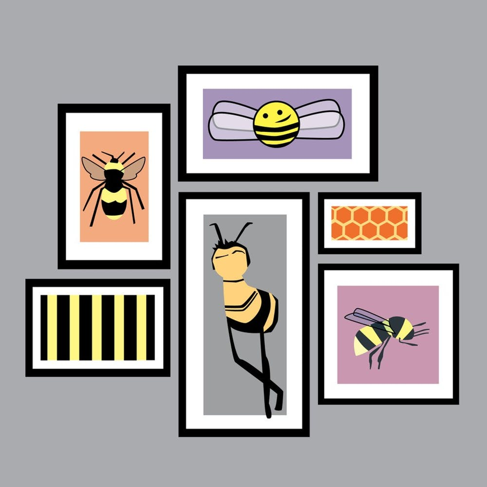 University Bee Squad collaborates with artists to look at bees in a new light