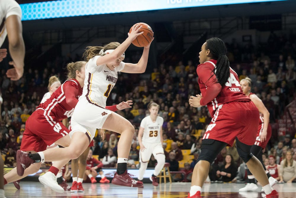 Off frustrating loss, Gophers are looking to turn the page