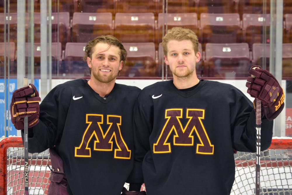 From high school to college, Zuhlsdorf and Nanne are back together again