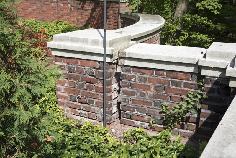 UMD is requesting $4 million in the University's capital bonding request to restore the Glensheen Mansion's garden terraces and replace HVAC, electrical and fire protection systems.