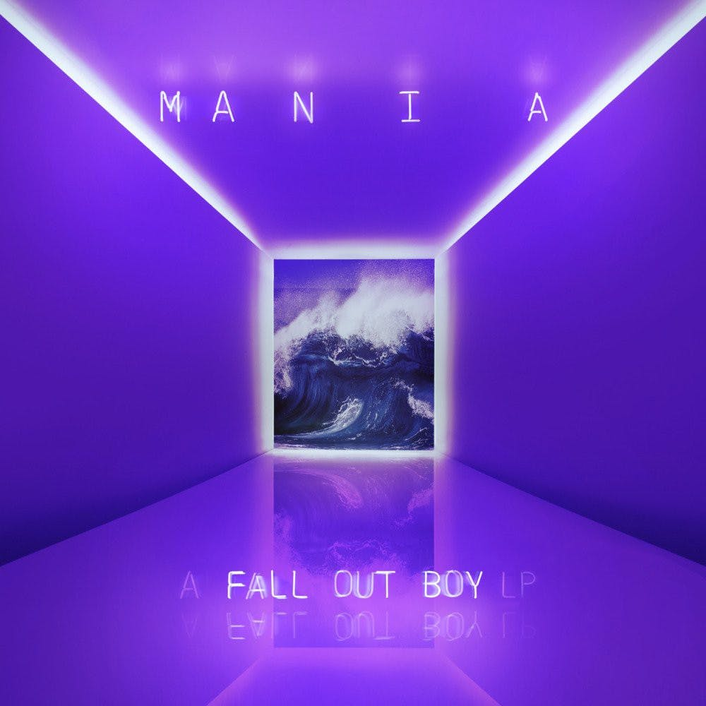 """Review: Fall Out Boy's """"M A N I A"""" proves we're not in 2003 anymore. We wish we were."""