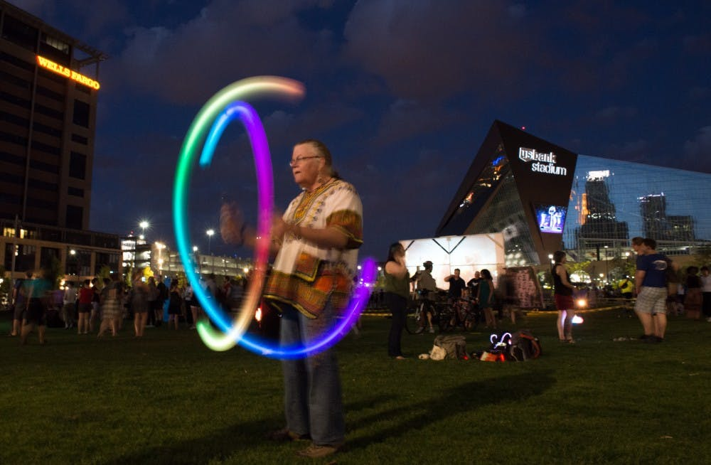 Gallery: Northern Spark festival highlights climate change