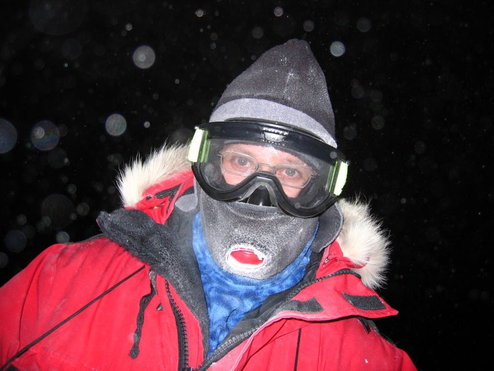 After 14th Antarctic winter, UMN astrophysicist set to go home