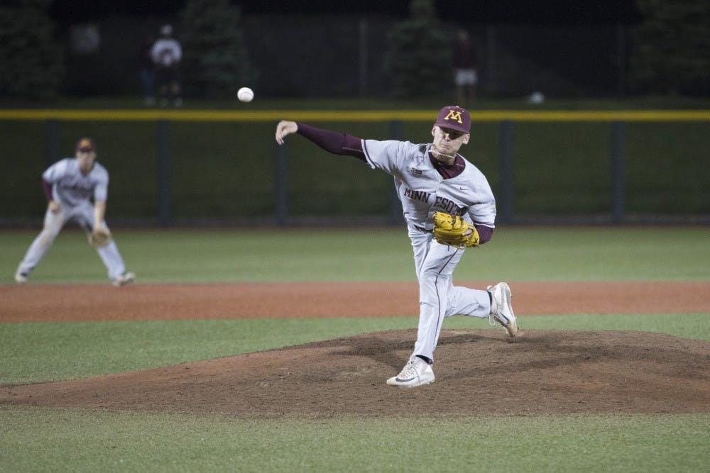 Gophers lose second series of the season at Dallas Baptist