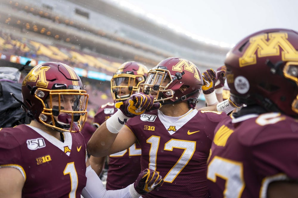 Gophers offensive coordinator Kirk Ciarrocca departing for Penn State