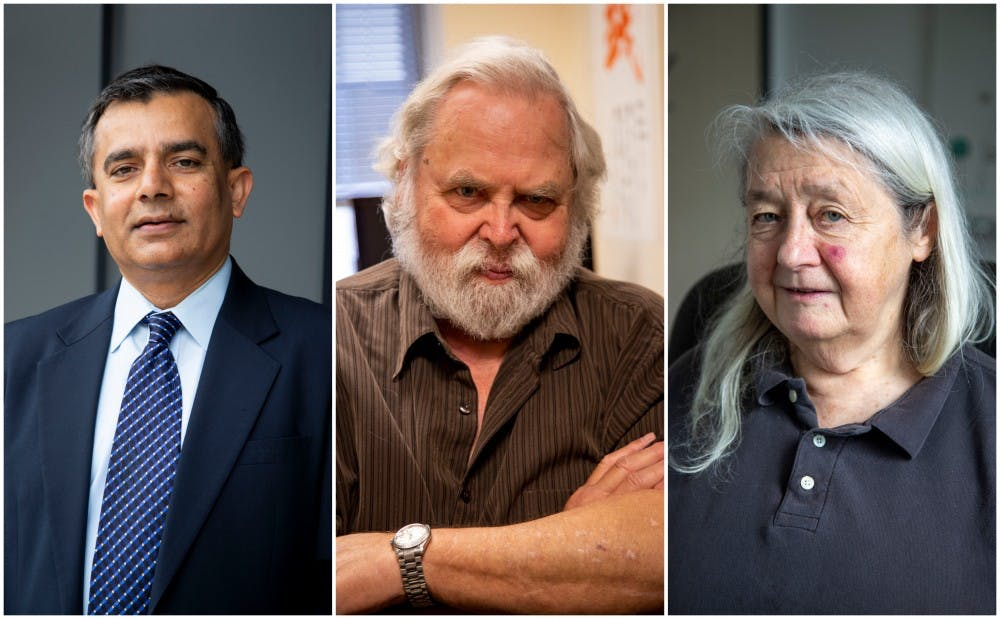 Armed with decades of experience, legacy professors bring history to the classroom