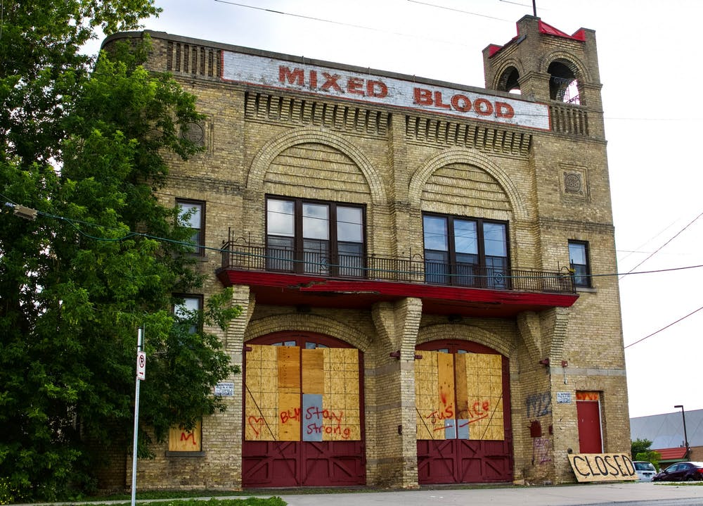 Mixed Blood Theatre responds to unrest