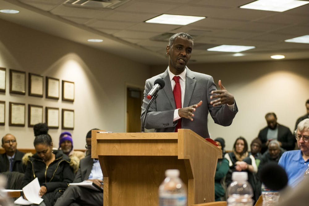 Abdi Warsame chosen as executive director of Minneapolis Public Housing Authority