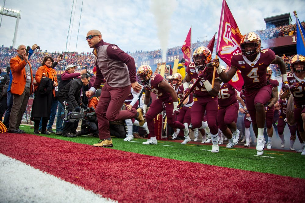 A game-by-game breakdown of the Gophers' 2020 schedule