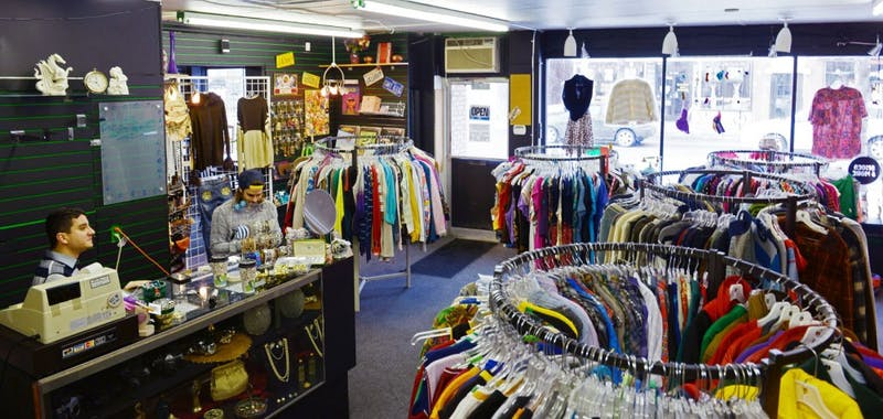 On March 4, entrepreneurs Graham Barton and Genya Akselrod will be opening Thriftees, a vintage thrift and consignment store, on Como and 15th Avenues. Barton and Akselrod said they plan to price all their clothing and accessories for less than $20.
