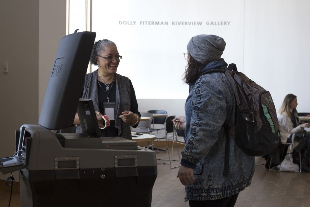 Voter turnout for Minneapolis municipal election highest in decades