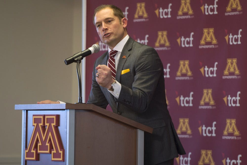 P.J. Fleck has tackled challenges his whole career. Now he'll take on Gophers football.