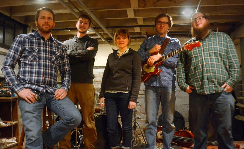 Tree Party to play release show at the Cedar