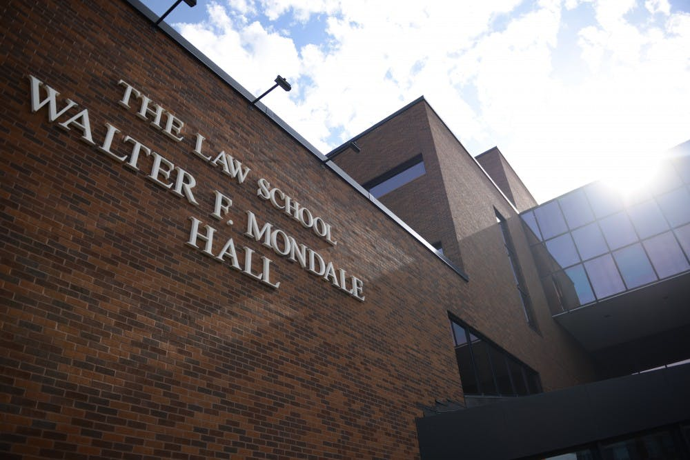 UMN Law School professor charged with sexual assault  and stalking