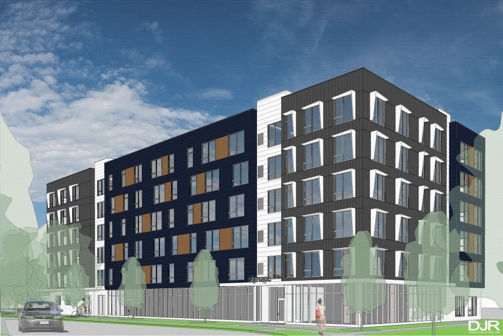 Developer seeks funding for new affordable housing in Marcy-Holmes