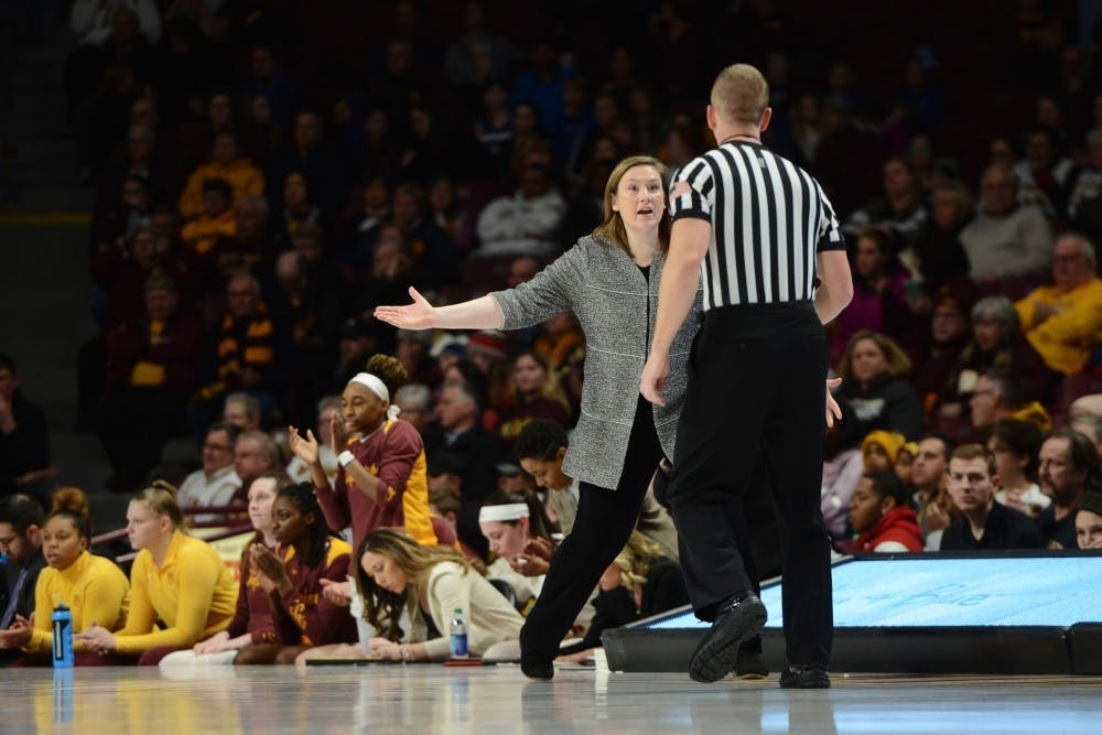 Gophers can't hold lead, suffer devastating loss to Iowa