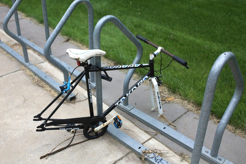 UMN bike thefts down almost 33 percent