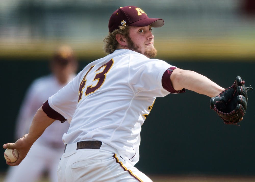 Gilbreath becomes steady bullpen arm for Gophers