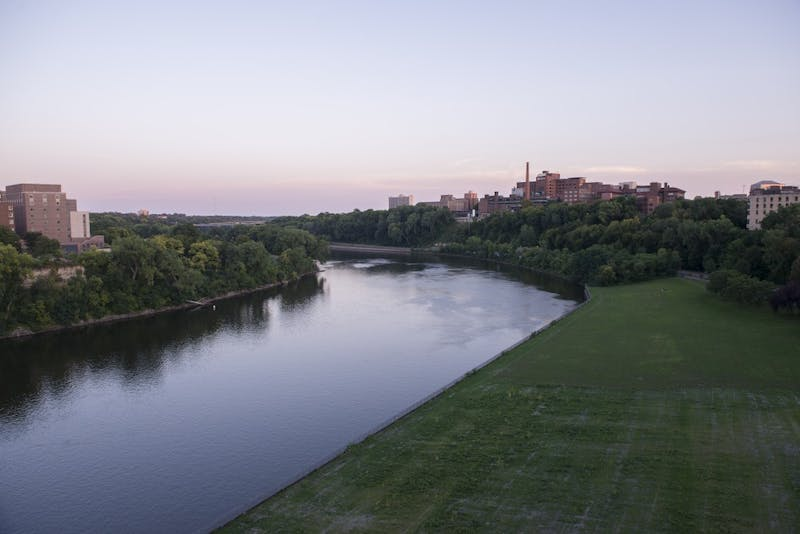 Bohemian Flats Park is seen on Friday, Sept. 8. The Mississippi Gorge Regional Park Master Plan is underway, so the Minneapolis Park Board is taking suggestions from the public on what needs to change or stay the same.