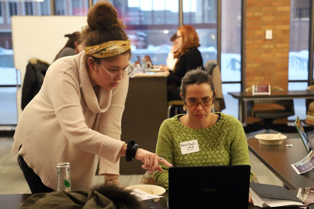 'Wikithon' highlights unsung UMN women scientists