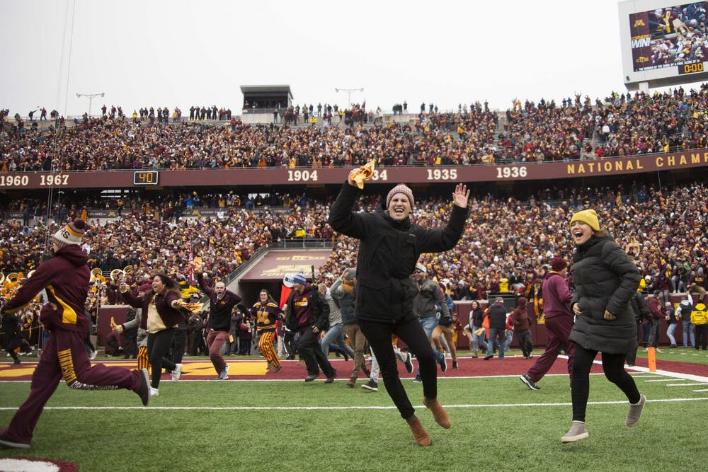 Minnesota wins the biggest game in TCF Bank Stadium history, upsetting No.5 Penn State