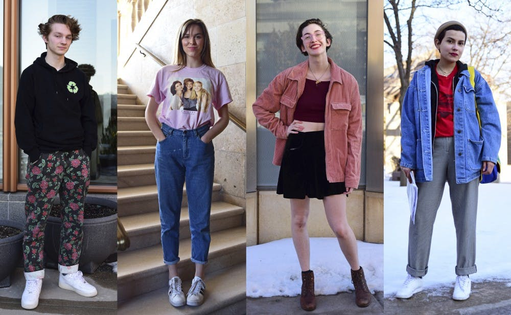 Street style: Outside with the cuties