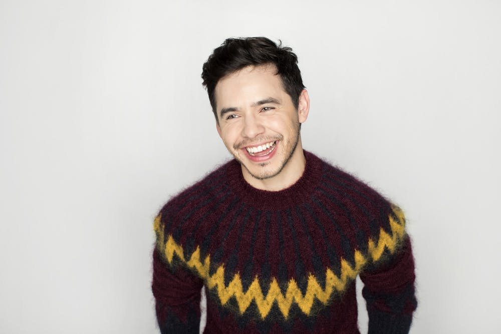 Q&A: David Archuleta talks songwriting, authenticity and Christmas