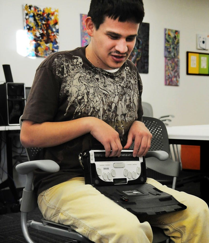 Software upgrade to increase accessibility