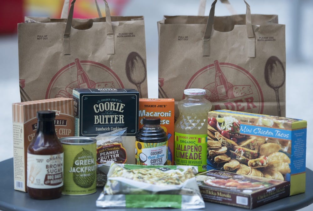 A&E's guide to Trader Joe's snacks