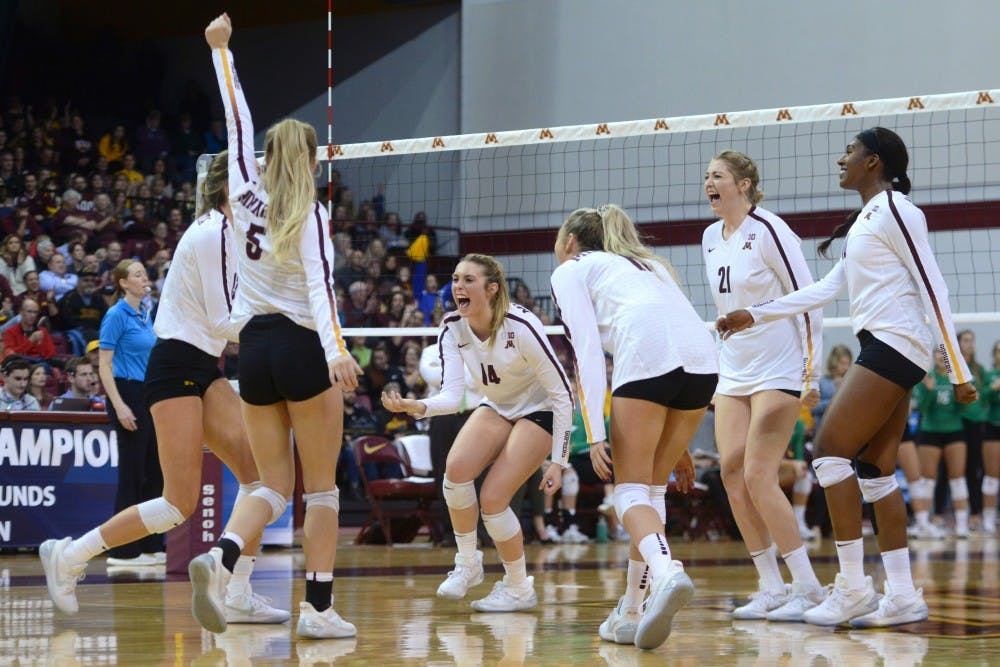 Gophers punch ticket to Sweet Sixteen