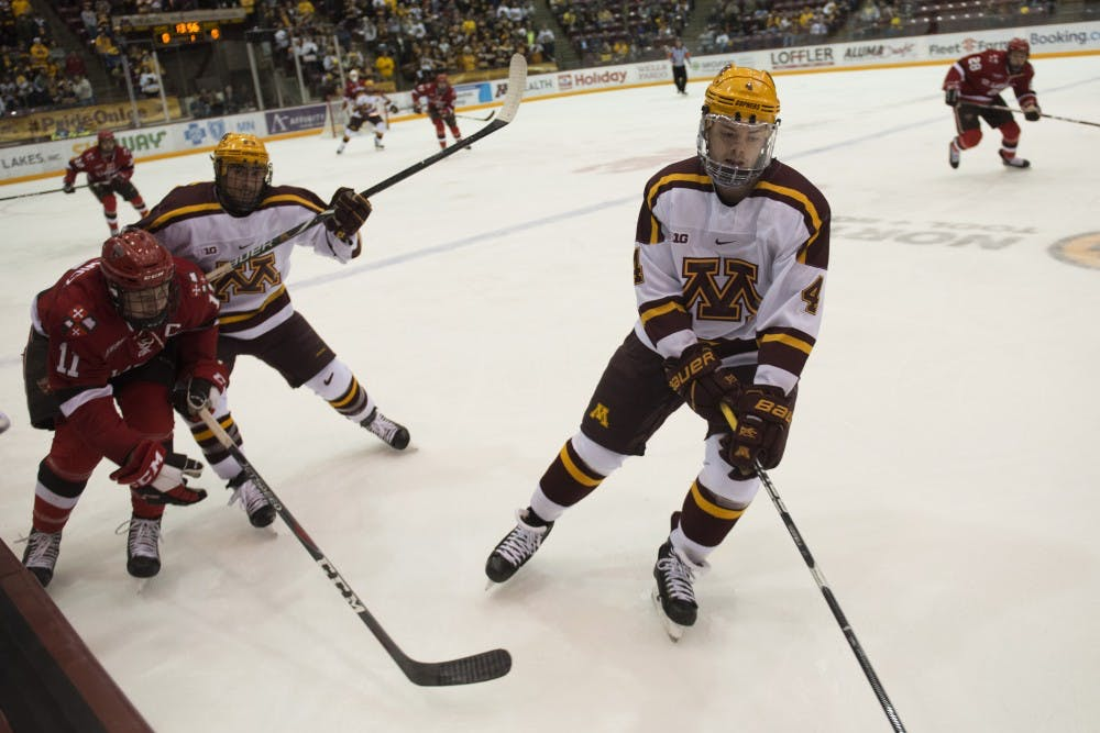Seven Gophers selected in 2019 NHL draft