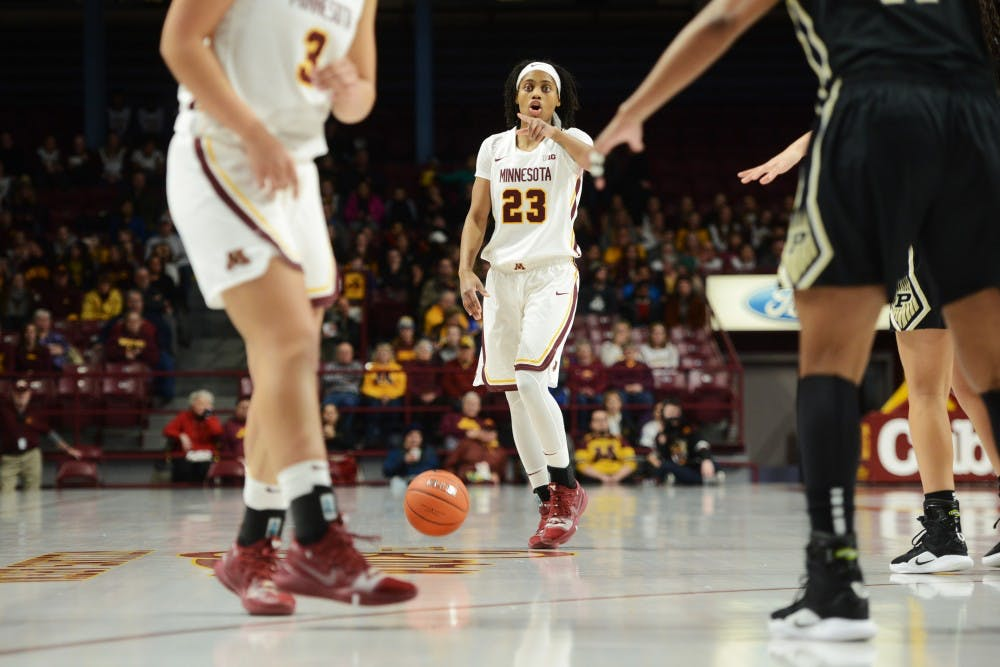 Minnesota rolls to sixth consecutive victory over Penn State