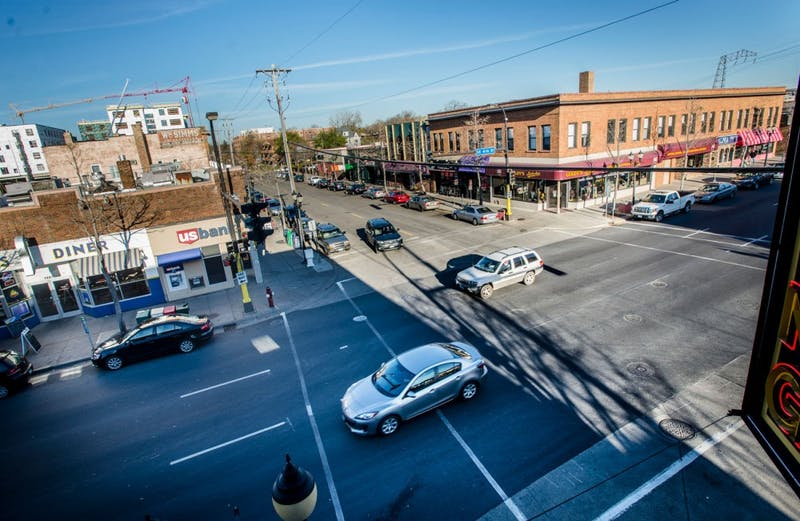 The Dinkytown area is experiencing drastic changes, including the construction of two new apartment complexes. The property owners, though often behind the scenes, are some of the most powerful players in shaping the change.