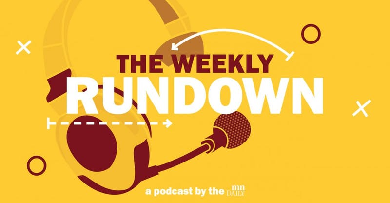 The Weekly Rundown: a sports podcast by the Minnesota Daily