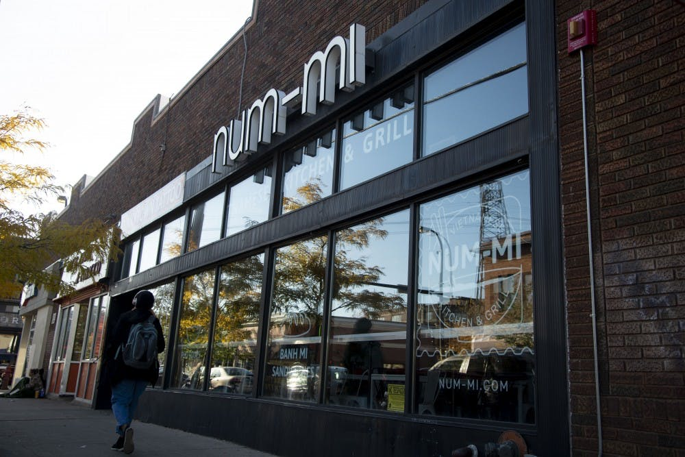 Num-mi in Dinkytown to close, to be replaced with new Asian-style fry restaurant