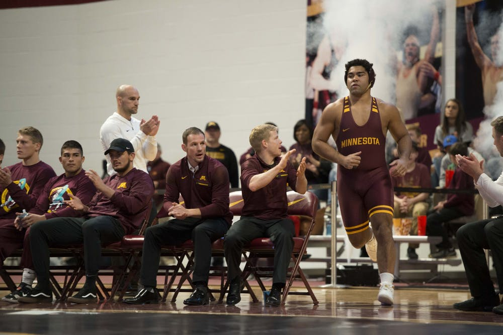 Gable Steveson returns to the Gophers with national championship aspirations